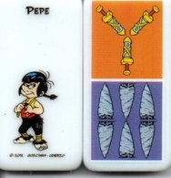 Domino Astérix - Pepe- Figurine B Jeu - Jeux De Société