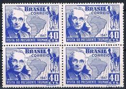 Brasil, 1947, MLH - Brasil