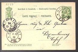 1902 Scarce Cancel ROSPORT!! (270) - Entiers Postaux