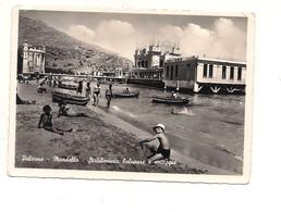 PA452 Sicilia Palermo MONDELLO 1957 Viaggiata - Palermo