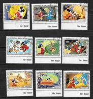 Mongolia 1983 Walt Disney Characters - The Sorcerer's Apprentice  Used - Mongolie