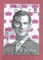 SPAGNA USATO - 2016 - King Felipe VI - Facciale B° - Michel ES 5029 - 2011-... Usati