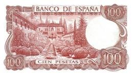 SPAIN P. 152a 100 P 1970 UNC - 100 Pesetas