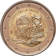 ITALIE 2 Euro 2018 - Ministère Italien De La Santé - Disponibles!!! - Italie