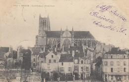 Seine-et-Marne - Meaux - La Cathédrale - ( Côté Sud ) - Meaux