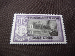 TIMBRE  INDE   N  100        COTE  1,30  EUROS    NEUF  TRACE  CHARNIÈRE - India (1892-1954)