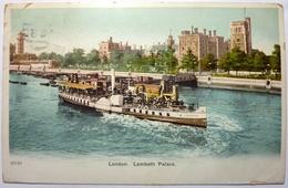 LAMBETH PALACE - LONDON - Altri