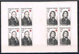 Republique Française, 1946, Croix Rouge Française - Unused Stamps