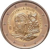 ITALIA - 2 Euro 2018 - Ministero Della Salute Italiano - UNC - Italia