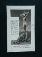 Richard Vandamme - Soete Geboren Te Woumen 1885 En Overleden 1940  (2scans) - Religion & Esotérisme