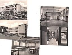 PA454 Sicilia Palermo Liceo Scientifico Cannizzaro 5 Cartoline Non Viaggiate Anni '60 ? - Palermo