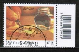 CEPT 2008 AT MI 2752 USED - Europa-CEPT