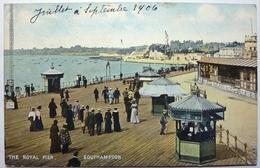THE ROYAL PIER - SOUTHAMPTON - Southampton
