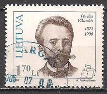 Litauen  (2000)  Mi.Nr.  727  Gest. / Used  (5ad03) - Lithuania