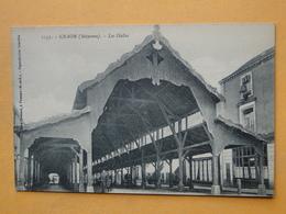 Lot N° 5 -- 12 CPA Sur Les HALLES & MARCHES COUVERTS De FRANCE  -- TOUTES ANIMEES -- Voir Les 12 Scans -- A SAISIR  !! - Postcards