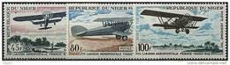 Niger, PA N° 083 à N° 085** Y Et T, 83 / 85 - Niger (1960-...)