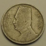 1929 - Egypte - Egypt - 10 MILLIEMES - 1348 - Fuad 1 - KM 347 - Egypte