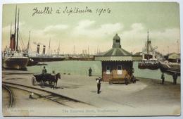 THE EMPRESS DOCK - SOUTHAMPTON - Southampton