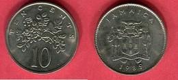 10 CENT   (KM 55  )  TTB 3 - Jamaica