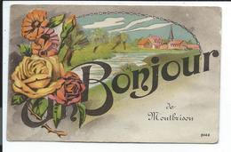 Montbrison ,un Bonjour - Montbrison