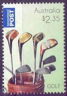 Used Australia 2011,Golf Sport, Caddy1V. - 2010-... Elizabeth II