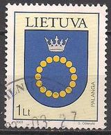 Litauen  (2003)  Mi.Nr.  811  Gest. / Used  (5ad12) - Lithuania