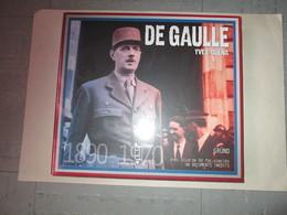 COFFRET DE GAULLE De Yves GUENA - French