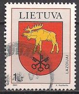 Litauen  (2001)  Mi.Nr.  774  Gest. / Used  (5ad13) - Lithuania