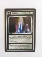 Star Trek CCG - Dilemma - Chula: Pick One To Save Two (Uncommon / Customizable Card Game) - Star Trek