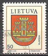 Litauen  (1993)  Mi.Nr.  528  Gest. / Used  (5ad15) - Lithuania
