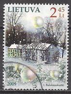 Litauen  (2009)  Mi.Nr.  1026  Gest. / Used  (5ad17) - Lithuania