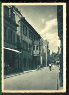 CARTE DE GUEBWILLER - ADOLF HITLER - STRAßE - - Alsace