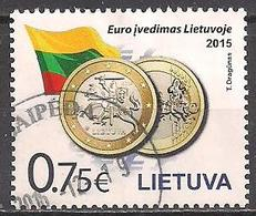 Litauen  (2015)  Mi.Nr.  1175  Gest. / Used  (5ad18) - Lithuania