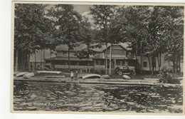 LAKEFIELD, Ontario, Canada, Bay View Summer Resort, Deer Bay, Buckhorn Lake, 1920's WB Postcard, Peterborough County - Ontario