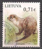 Litauen  (2015)  Mi.Nr.  1182  Gest. / Used  (5ad19) - Lithuania