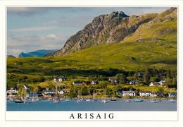 1 AK Schottland * Blick Auf Den Ort Arisaig In Der Council Area Highland - Früher Ross And Cromarty * - Ross & Cromarty