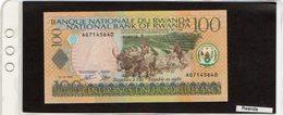 Banconota Rwanda 1000 Francs - Rwanda