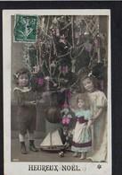 """Jouet / Enfants,jouets Divers,poupée,voilier,sapin """" Heureux Noël """" - Jeux Et Jouets"""