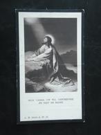 Pharailde Decoodt - Decoodt Geboren Te Woumen 1879 En Overleden Te Merkem 1935  (2scans) - Religion & Esotérisme