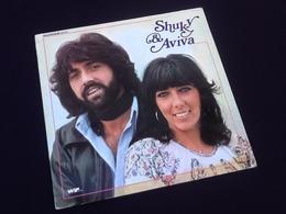 Vinyle 33 Tours Shuky Et Aviva Fête L' Amour (1976) - Vinyl Records