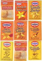 "SUCRE VANILLE ""OETKER""- - Sucres"