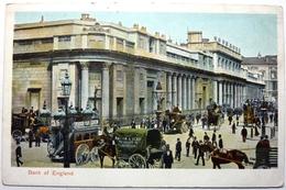 BANK OF ENGLAND - Altri