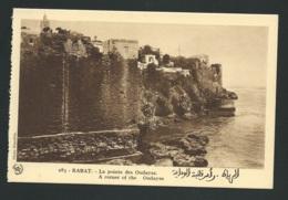 Rabat -   La Pointe Des Oudayas   -    Gab04 - Rabat