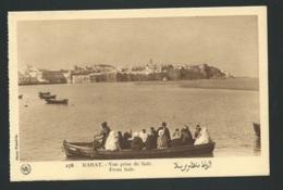 Rabat  -     Vue Prise De Salé     -    Gab08 - Rabat