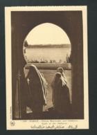 Rabat  -    Vision Marocaine Aux Oudayas     -    Gab09 - Rabat
