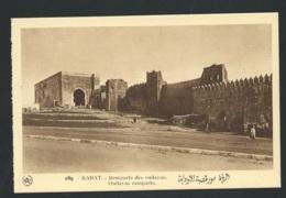 Rabat  -   Rempart Des Oudayas  -    Gab12 - Morocco