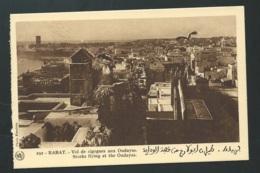 Rabat  -  Vol De Cigognes Aux  Oudayas  -    Gab13 - Morocco