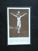 Jerome Decap - Wybou Geboren Te Woumen 1877 En Overleden  1926  (2scans) - Religion & Esotérisme