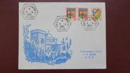Algerie Lettre Avril 1962 Oblitération S.A.S Souk El Haad Des Zarazene  Pour Le SP 86.520 - Algeria (1924-1962)