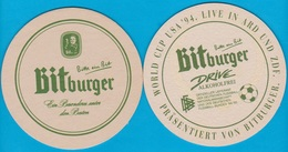 Bitburger Braugruppe Bitburg (1994/95 )  ( Bd 2144 ) - Sous-bocks
